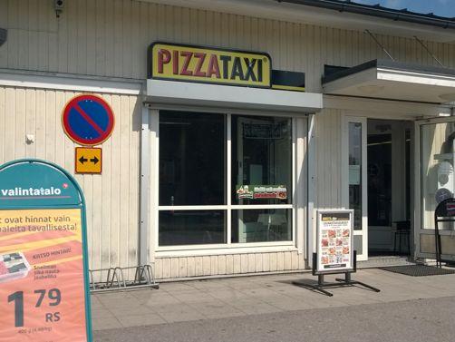 Pizzataxi Kalajärvi