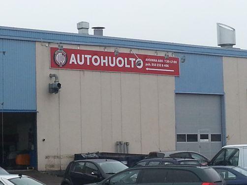 Atoy Autohuolto Vantaa Kaivoksela