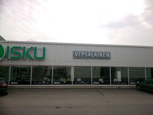 Huonekaluliike Vepsäläinen Oulu