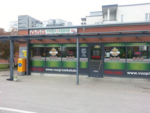 Vuo Pizza & Kebab