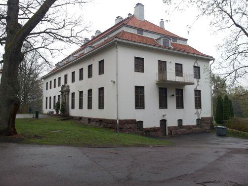 Espoon kaupunki Träskändan kartano
