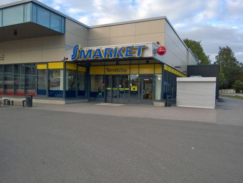 S-market Lähderanta