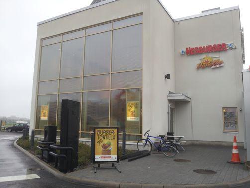 Hesburger Turku Kupittaa