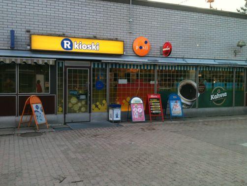 R-kioski Kuopio Männistö