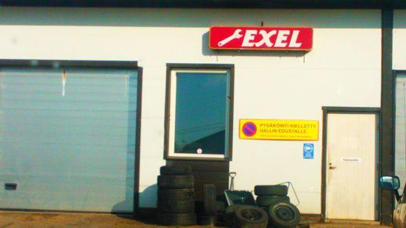 Exel-autokeidas