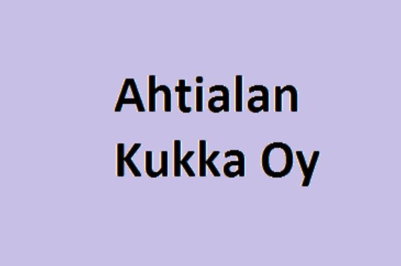 Ahtialan Kukka Oy