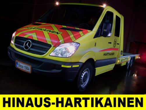 Hinaus Hartikainen 24h Oulu