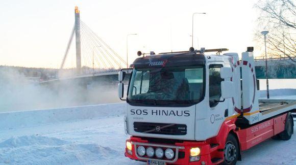 Hinaus Pekkarix 24h Rovaniemi