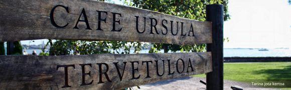 Café Ursula, Kaivopuisto