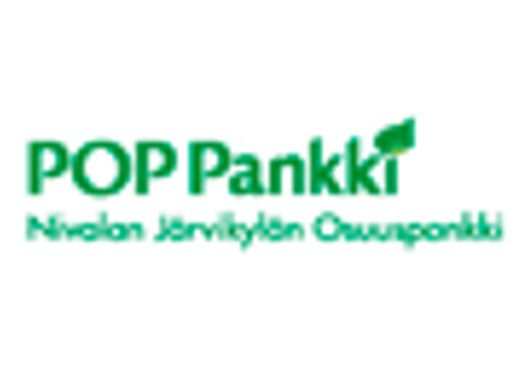 POP Pankki Nivalan Järvikylän Osuuspankki Forumin konttori