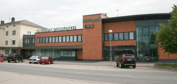 POP Pankki Suupohjan Osuuspankki Kauhajoen konttori