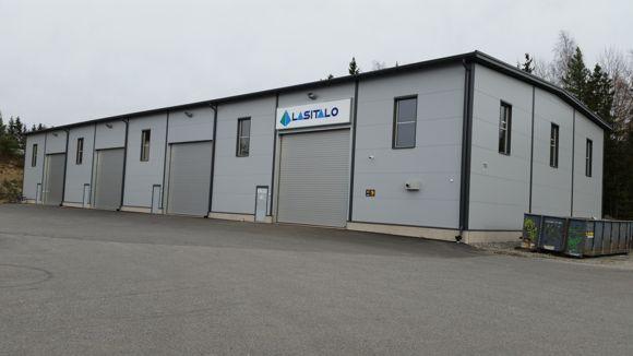 Lasitalo Oy Tampere