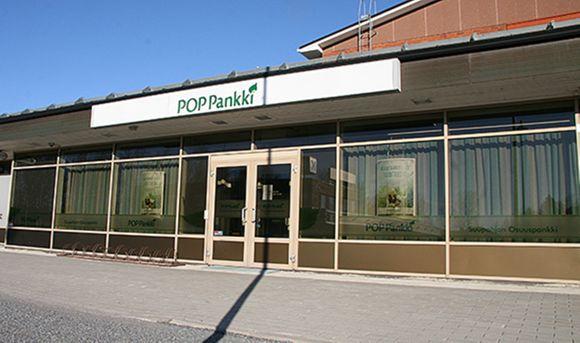 POP Pankki Suupohjan Osuuspankki Jurvan konttori