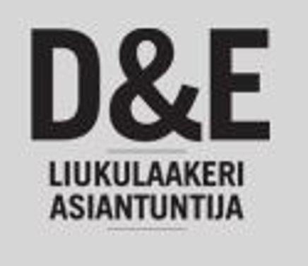 D&E Trading Oy - Liukulaakeri asiantuntija