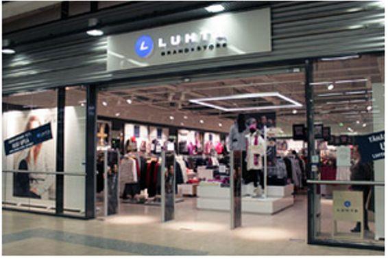 Luhta Brand Store Turku Skanssi
