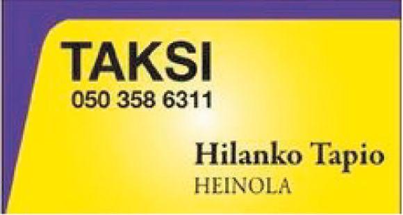 Taksi Hilanko Tapio