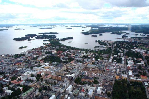 Kuopion kaupunki Kaupungintalo