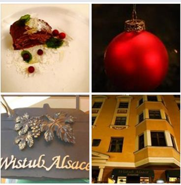 Ravintola Wistub Alsace