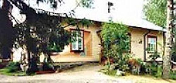 Mänttä-Vilppulan kaupunki Koivuniemen Retkeilymaja