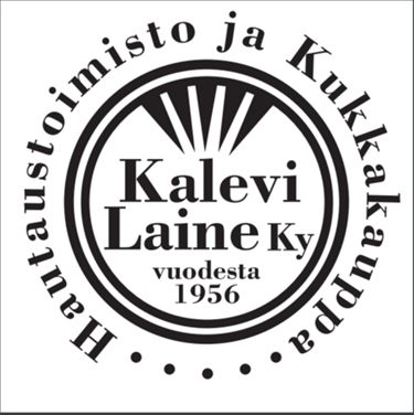 Hautaustoimisto ja Kukkakauppa, Kalevi Laine Ky