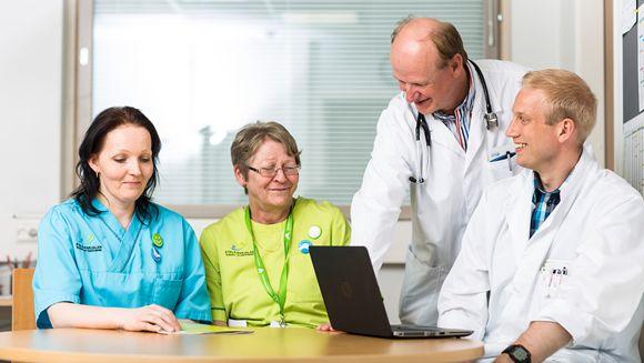 Etelä-Karjalan sosiaali- ja terveyspiiri Perhe- ja sosiaalipalvelut