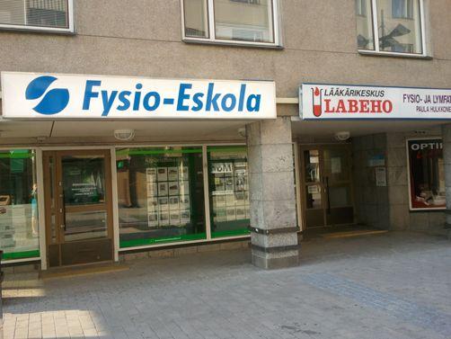 Fysio-Eskola
