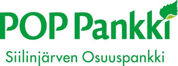 POP Pankki Siilinjärven Osuuspankki Vuorelan konttori