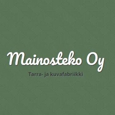 Mainosteko, Tampere