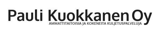 Pauli Kuokkanen Oy, Valtimo