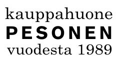 Kauppahuone Pesonen Oy, Helsinki