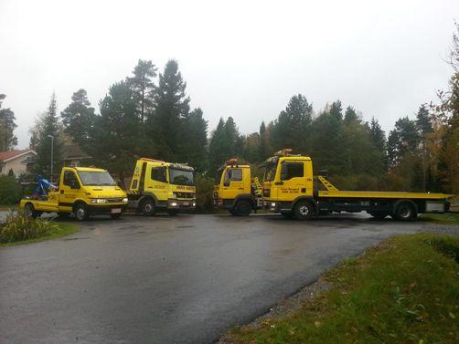Hinausauto Lasse Norrgård Vaasa, Vaasa