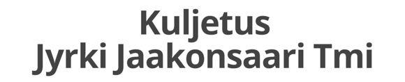 Kuljetus Jyrki Jaakonsaari Tmi, Janakkala