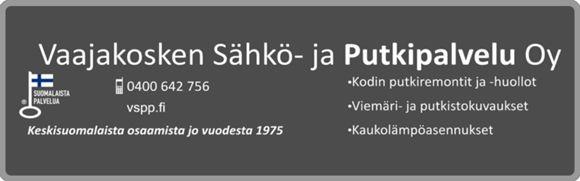 Vaajakosken Sähkö- ja Putkipalvelu Oy, Jyväskylä