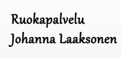 Ruokapalvelu Johanna Laaksonen, Kauhajoki