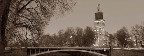 Härkätien Hautaustoimisto, Turku