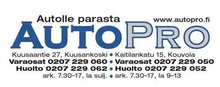 AutoPro Kuusankoski - Kouvola, Kouvola