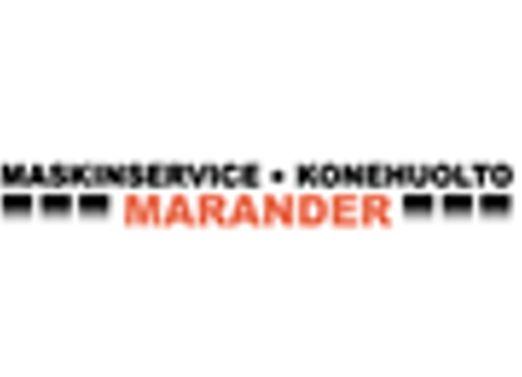 Maskinservice Konehuolto Marander Kb Ky, Vaasa