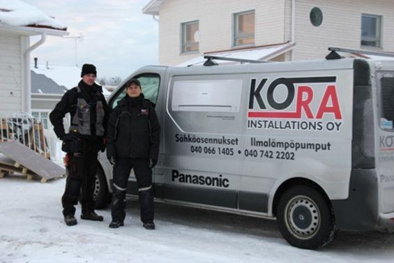 KORA Installations Oy