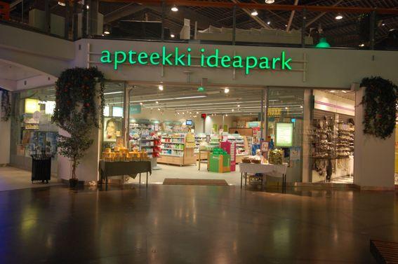 Apteekki Ideapark Lempäälä