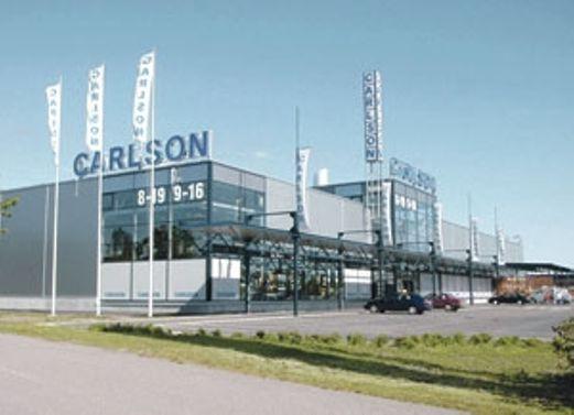 Carlson Varkaus rautatavaratalo