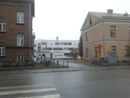 Savonia-ammattikorkeakoulu Terveysalan Kuopion yksikkö