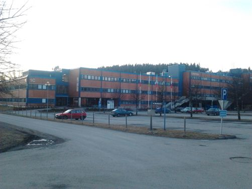 Itä-Suomen yliopisto Kuopion kampus