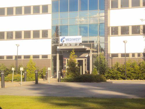 Terveysteknologiakeskus Mediwest