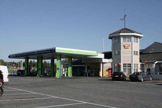 Neste Oil K-market Kemi Lapintuuli