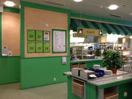 Prisma Cafe, Kouvola