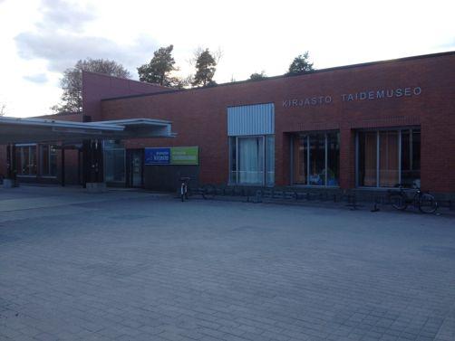 Järvenpään kaupunki, Järvenpään taidemuseo