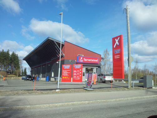 XpressWash Tampere