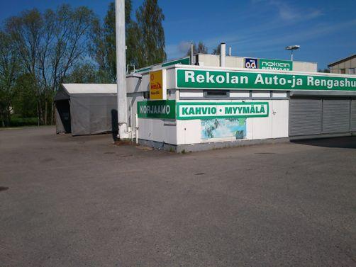 Rekolan AD Auto- ja rengashuolto Oy