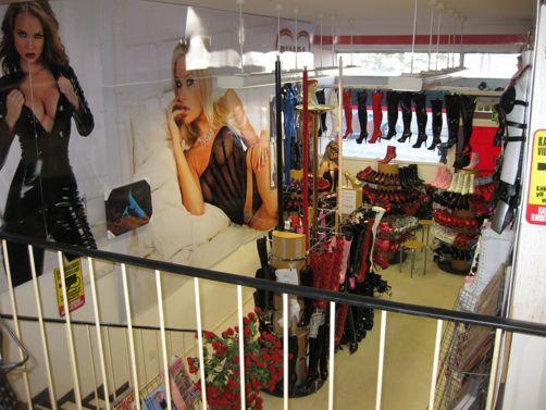 AntiShop Erotiikan MegaStore & Seksuaaliterveyskauppa
