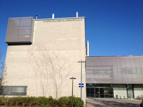 Helsingin yliopisto Yliopistollinen eläinsairaala Pieneläinsairaala